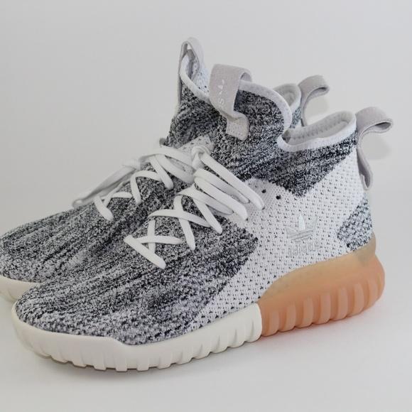 best website 87259 45270 Adidas Tubular X PK Primeknit Fashion Shoes